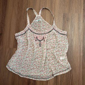 Maurices Floral Layering Tank Top